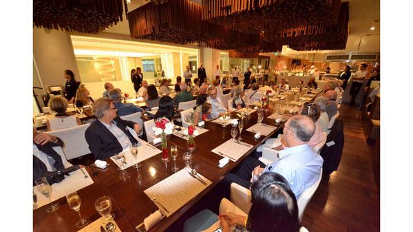 Der Neujahrs-Brunch der Swiss Lanna Society im Le Méridien Hotel Chiang Mai ist einer der Höhepunkte des Vereinslebens.