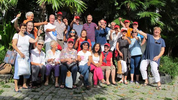 gemeinsam Thailand erforschen – die Swiss Lanna Society geht auf Reisen um das Gastland kennen zu lernen