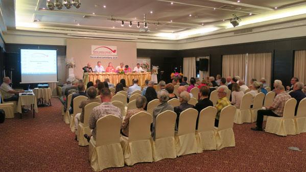 Generalversammlung der Swiss Lanna Society Chiang Mai. Der Verein ist ein Ankerpunkt für viele ansässige Schweizer. Gemeinsam erleben wir unser Gastland, pflegen Freundschaften und unsere Hobbys.